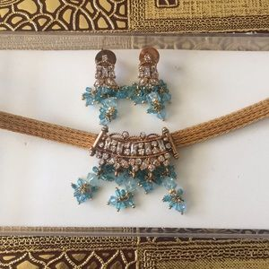 Jewelry - Indian Necklace and earrings